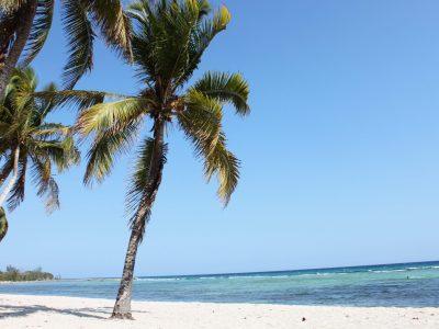 Beach Playa Giron Cuba
